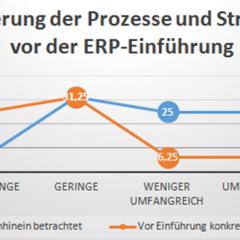 Optimierung der Prozesse und Strukturen vor der ERP-Einführung